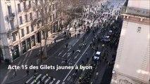 Acte 15 des Gilets jaunes : affrontements dans le 7e arrondissement de Lyon
