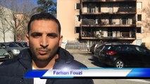 Carpentras : la solidarité des habitants lors de l'incendie de trois appartements