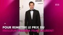 César 2019 : Laurent Lafitte, métamorphosé, surprend le public