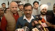Arvind Kejriwal to go on indefinite fast demanding full statehood for Delhi
