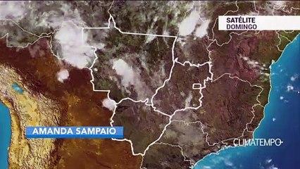 Previsão Centro-Oeste – Chuva frequente no norte de MT