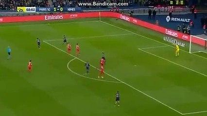 Super  Goal  K.Mbappe   PSG  2  -  0  Nimes   23.02.2019  HD