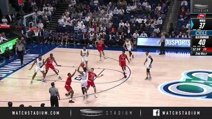 Western Kentucky vs. Old Dominion Basketball Highlights (2018-19)