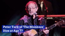 Founder Of 'The Monkees' Is Sadly Gone