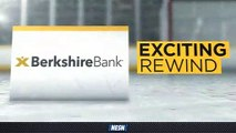Berkshire Bank Exciting Rewind: Chris Wagner Knots Score Up Against Blues