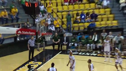 UAB's Lewis Sullivan Hits Three-Pointer to Force Overtime