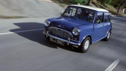 1965 Morris Mini Minor