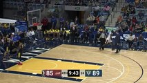 Sir'Dominic Pointer with 5 Steals vs. Fort Wayne Mad Ants