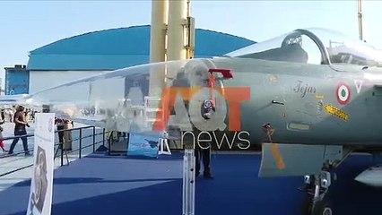 India's self-developed 'Tejas' fighter jet set to roar in skies