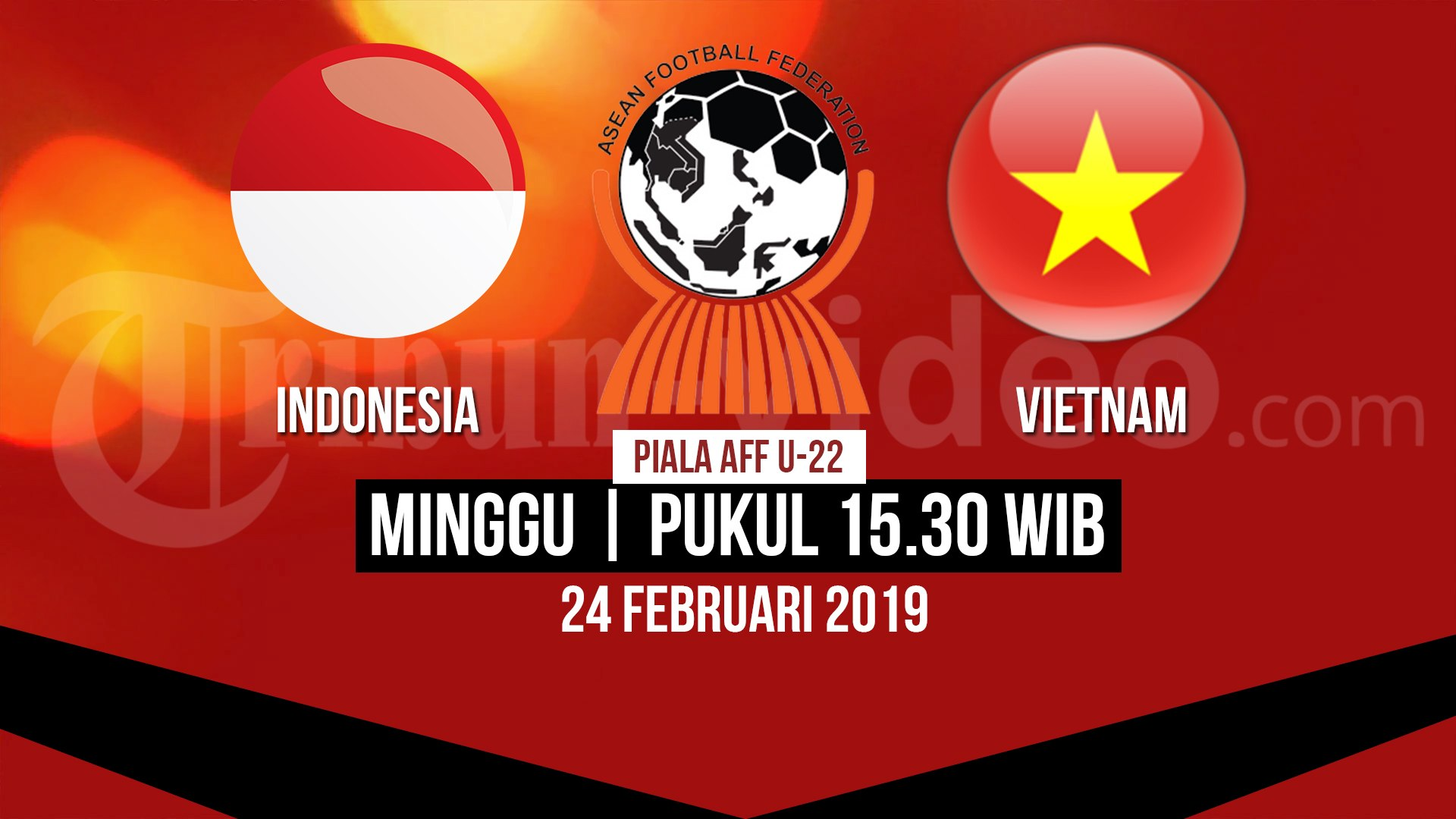 Jadwal Piala AFF U-22, Indonesia Vs Vietnam Pukul 15.30 WIB