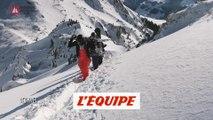 24 heures avec Marion Haerty avant son sacre à Fieberbrunn - Adrénaline - Snowboard freeride