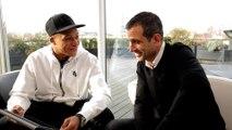 Quand Kylian Mbappé rencontre Pauleta