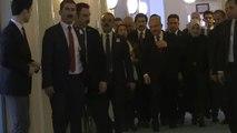 TBMM Başkan Adayı Şentop, Hdp'yi Ziyaret Etti