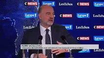 """Pour Pierre Moscovici, """"l'Europe va être difficile à gérer après les élections européennes"""""""