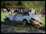 Best of Rallyes N°2 Crashes and Mistakes Bêtisier 1998-2006