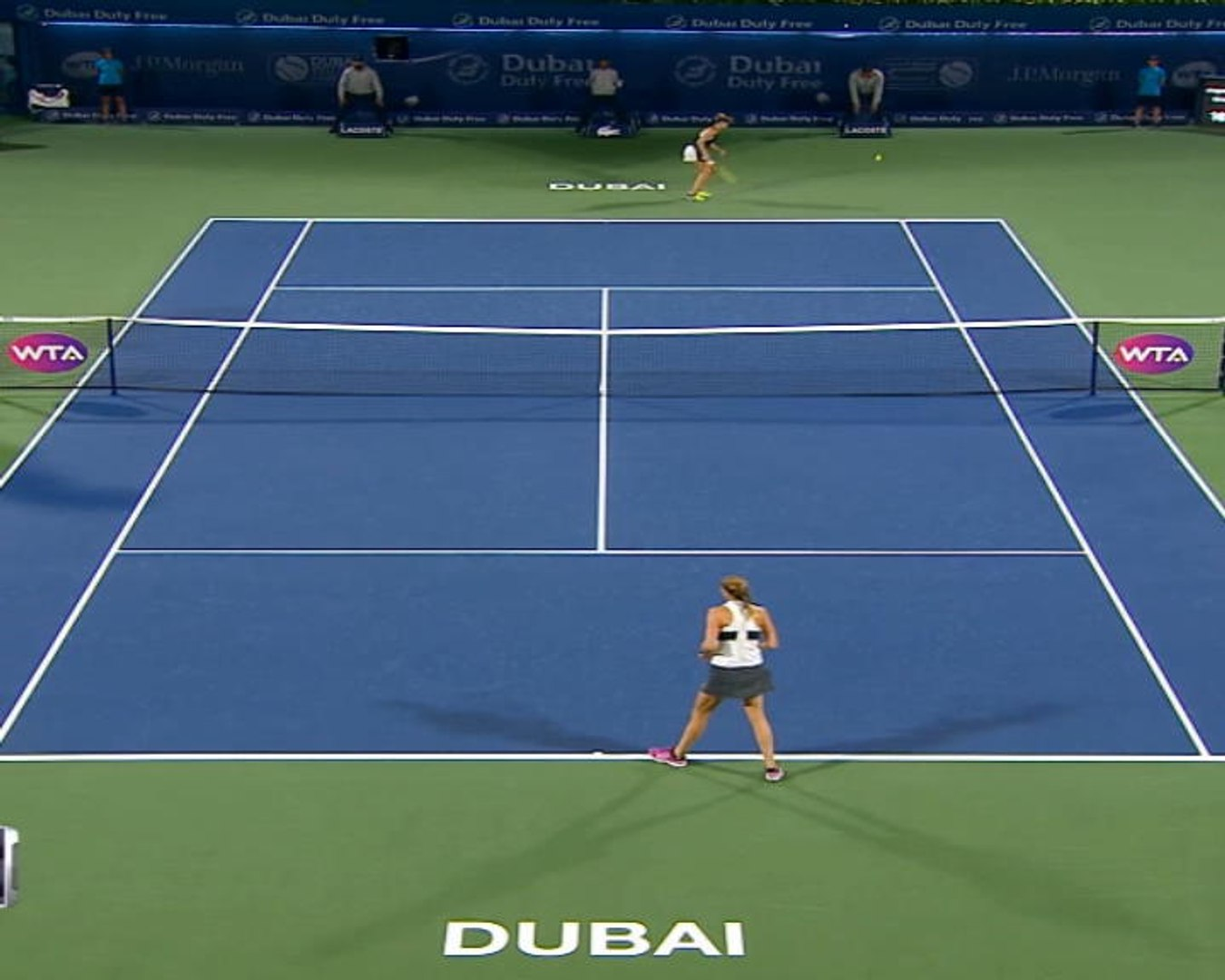 تنس: بطولة دبي للتنس: بنشيتش تحصد بطولة دبي للتنس بعد تغلّبها على كفيتوفا