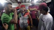 Batalha do Casarão - Mc Thug Dog ft. Mc Menezes X N-green ft. Ala Gnú - Hip Hop Rio Branco - Acre