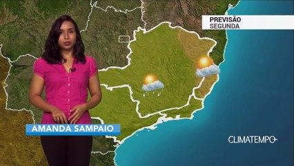 Previsão Sudeste – Ar seco perde força