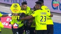 But Jonathan IKONE (42ème) / RC Strasbourg Alsace - LOSC - (1-1) - (RCSA-LOSC) / 2018-19