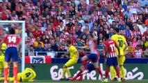 La Liga : L'Atlético Madrid solide face à Villarreal