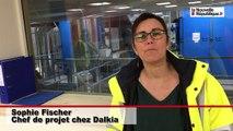 VIDEO; Dans la chaufferie biomasse de Joué-lès-Tours
