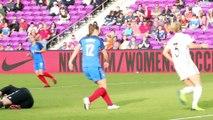 Equipe de France Féminine : Corinne Diacre évoque l'Allemagne I FFF 2018