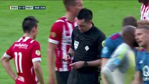 Eng VO: Red card and PSV title twist as Eredivisie leaders are held at home