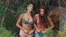 Çılgın Dersane 4_ ADA - Issız Adada Çişi Gelen Kızlar