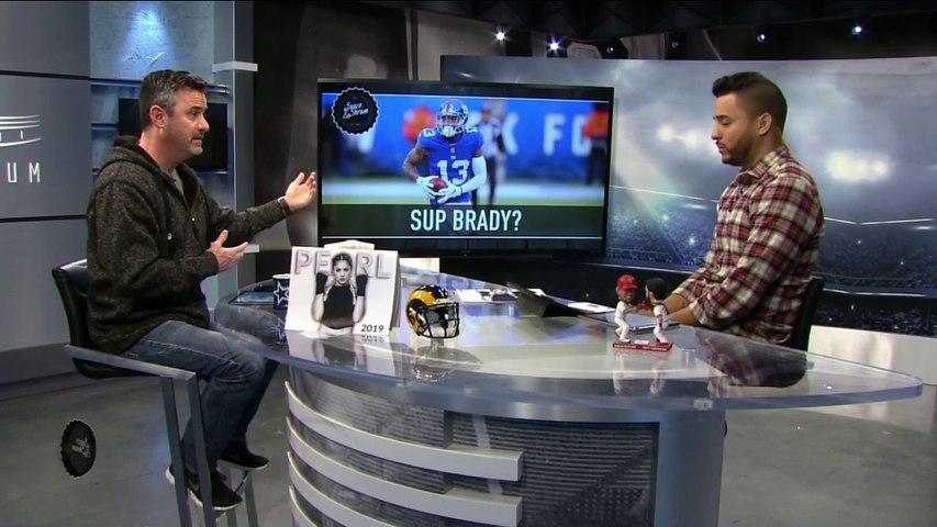 Should the Giants Consider Trading Odell Beckham Jr.?