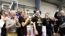 Basket finale coupe hainaut dame la coupe aux filles de Brunehaut 24.02.2019