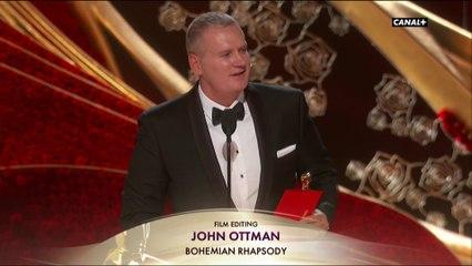 """""""Freddie Mercury nous a tous réunis"""" Bohemian Rhapsody, meilleur montage- Oscars 2019"""