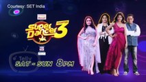Super Dancer Chapter 3 Grand Finale, Tejas Journey - Super