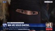"""""""Il tuait des gens comme ça, pour rien."""" Deux femmes jihadistes racontent leur vie sous Daesh"""