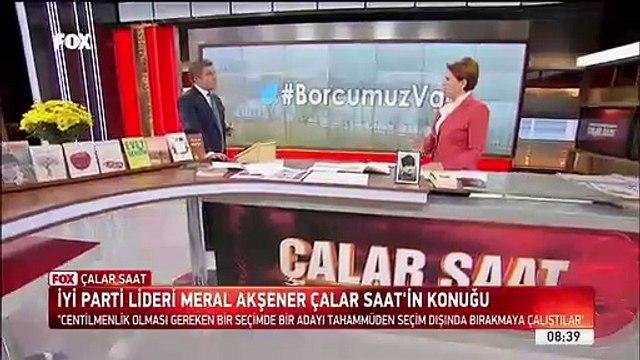 Meral Akşener'den Mersin açıklaması ve 'Kocamaz olmazsa' sorusuna yanıt