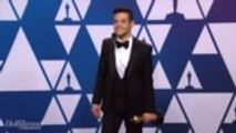 Rami Malek On the Moment He Got the Role of Freddie Mercury in 'Bohemian Rhapsody' | Oscars 2019