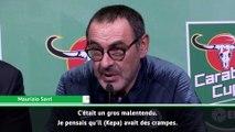 Chelsea : Sarri s'explique sur l'affaire Kepa