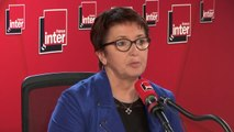 """Christiane Lambert, Présidente de la FNSEA, sur les 70 000 postes à pourvoir dans l'agriculture française : """"Il y a trop de discours négatifs à propos de l'agriculture (...) Il y a aussi de très belles réussites"""""""