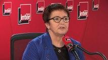 """Christiane Lambert, présidente de la FNSEA sur la baisse du budget de la PAC : """"Jusqu'à 7% ou 8% en moins pour les agriculteurs français"""""""