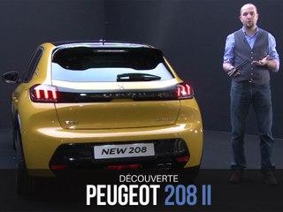 Peugeot 208 (2019) : tout ce qu'il faut savoir !