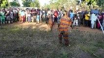 Fête de la chicotte 2018 à Ouaké