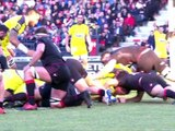 TOP 14/J17 - LOU RUGBY 19-13 ASM CLERMONT