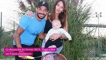 Manon Marsault et Julien Tanti parents, leur fils Tiago a fêté ses 9 mois ! (Photos)