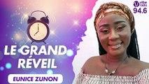 Grand Réveil de Star :  Eunice Zunon star Web  vous réveille sur  Vibe Radio