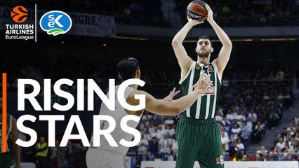 Rising Star, Georgios Papagiannis, Panathinaikos
