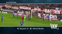 Football :  Quelques buts étrangers