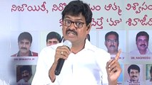 Sivaji Raja Superb Speech At His Birthday Celebrations | Filmibeat Telugu
