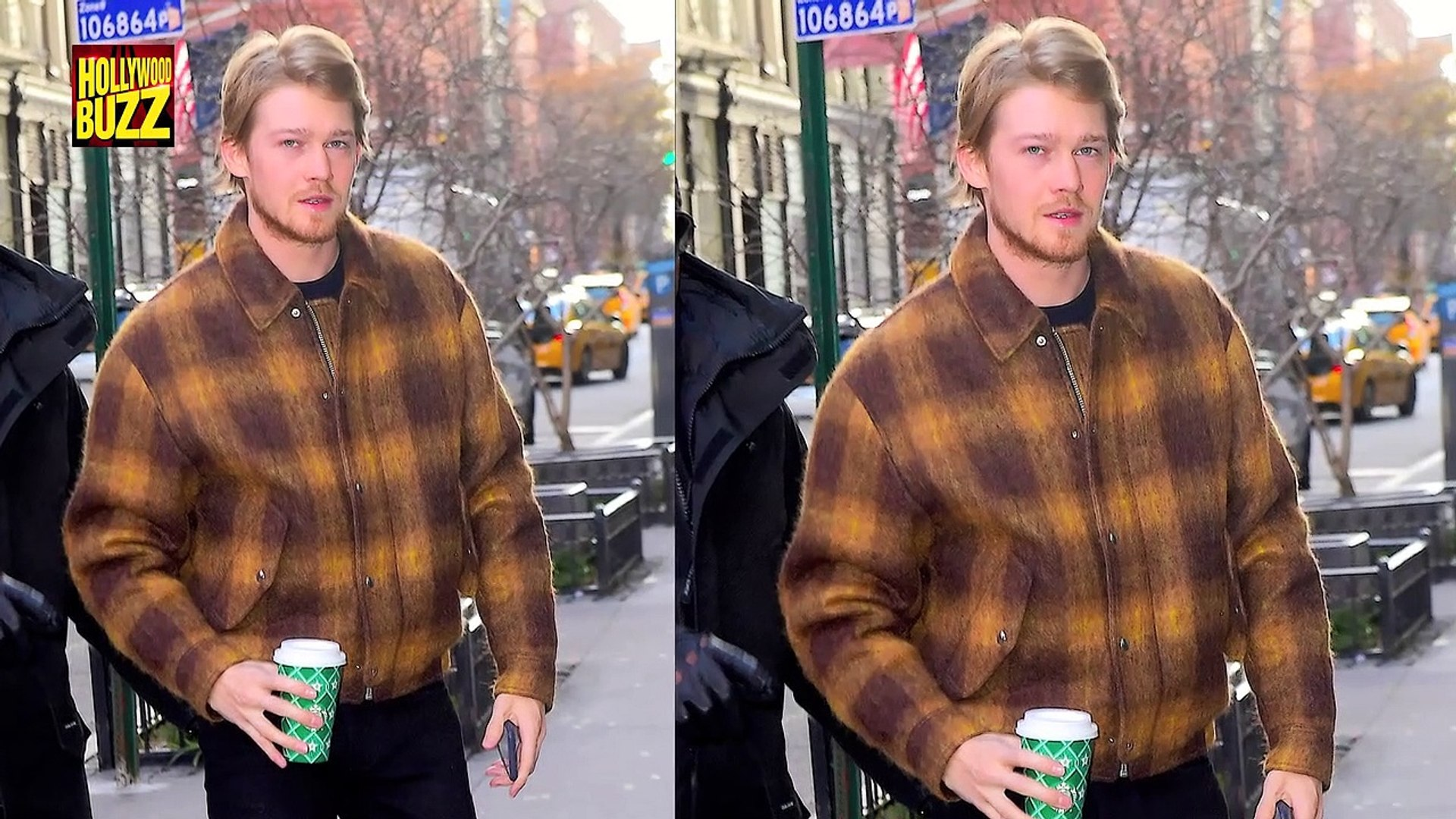 Joe Alwyn Walks the Oscars Red Crapet Without Taylor Swifts & Fans Are Unhappy