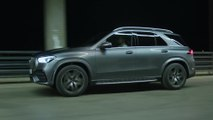 Mercedes-AMG GLE 53 4MATIC+ - Night Driving