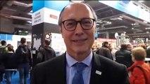 Jean Deguerry, président du Conseil départemental de l'Ain au Salon de l'Agriculture à Paris (2019)
