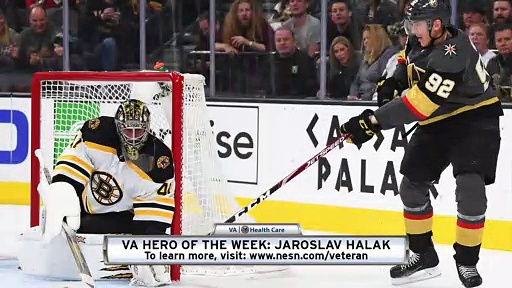 VA Hero Of The Week: Jaroslav Halak Dominates On Bruins Road Trip
